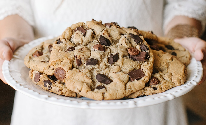 House Baked Cookies - Chocolate
