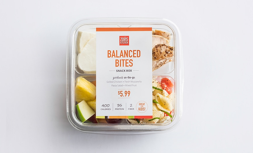 Balanced Bites Snack Box